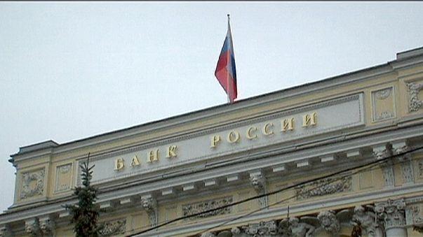 Rusia mantiene los tipos en el 11% y prevé una contracción de su economía de entre el 1,3% y el 1,5%