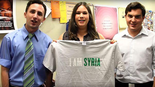 حملة «أنا سوري»،