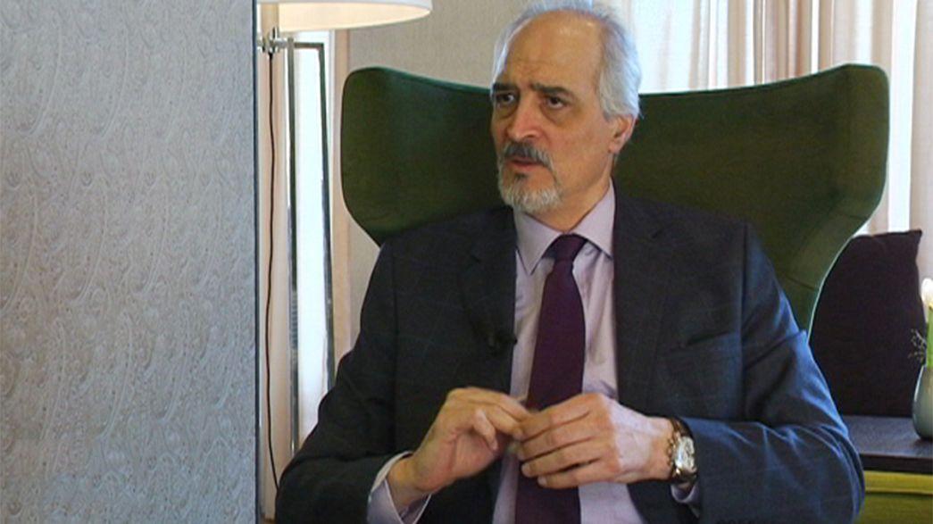 "Bachar Al-Jaafari: "" Turquía financia al Dáesh"""