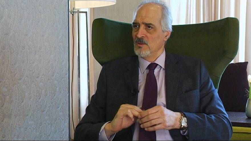"""Bachar Al-Jaafari: """"Os países mais inteligentes mantiveram as embaixada em Damasco"""""""