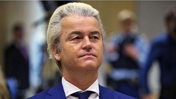 Holanda: Gert Wilders em tribunal acusado de incitamento ao ódio