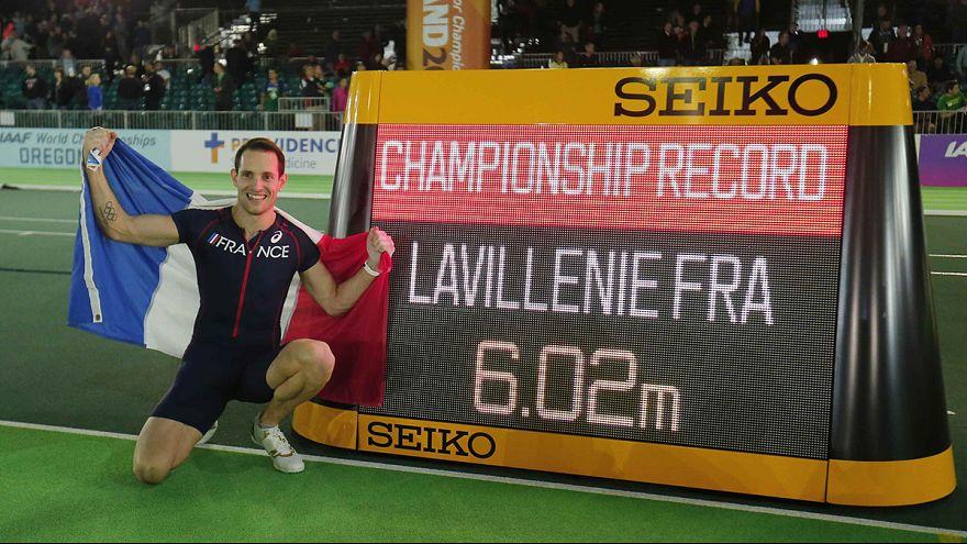Atletica, Mondiali Indoor: Lavillenie record nel salto con l'asta