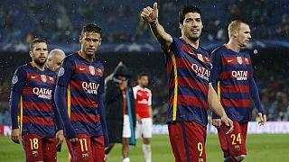 Champions League: Barcelona to face Atletico Madrid, PSG meet Man City