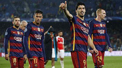 Champions League : le tableau des 1/4 de finale est connu