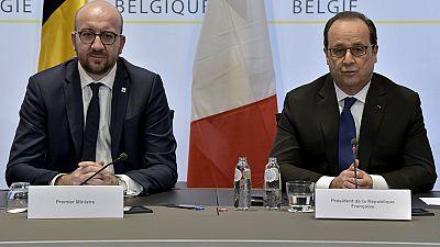 Attentats de Paris: Salah Abdeslam arrêté à Bruxelles