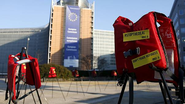 توافق الأوروبيون فاتفقوا على مواجهة أزمة اللجوء بالتعاون مع تركيا.