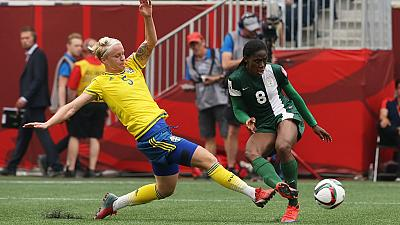 Nigeria's Asisat Oshoala joins Arsenal Ladies