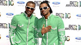 Publicity stunt or a breakup, P-Square not speaking up