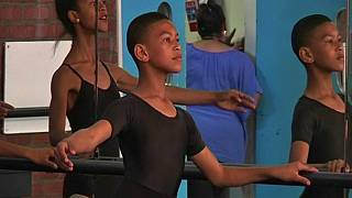Cape Town's very own Billy Elliot in the spotlight