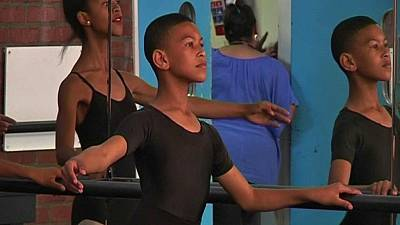 "Le ""Billy Elliot"" made in Afrique du Sud obtient une bourse d'excellence"