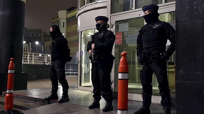Спецоперация в Брюсселе: арестованы пятеро подозреваемых в терроризме