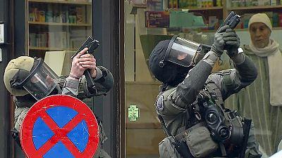 Brussels anti-terror raid triggers tension in Molenbeek