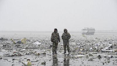 Flugzeugabsturz im russischen Rostow am Don: Unglückslandung offenbar nicht gewollt