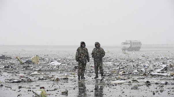 Rusya'da uçak kazası: En az 62 ölü