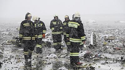 Russie : environ 62 morts dans un crash d'avion