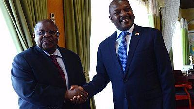 Burundi : l'Afrique de l'Est s'implique dans la médiation