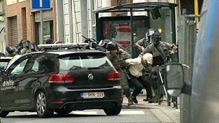 Police arrest Paris attacks suspect Salah Abdeslam