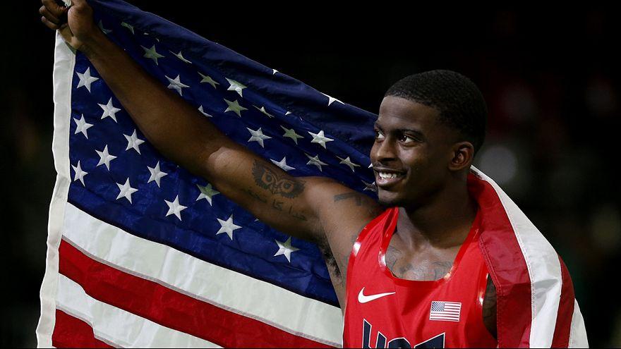 الرياضيون الأمريكيون يسيطرون على منافسات بطولة العالم لألعاب القوى داخل القاعة