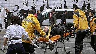 Turkey's Istanbul hit by suicide bomber, 4 dead