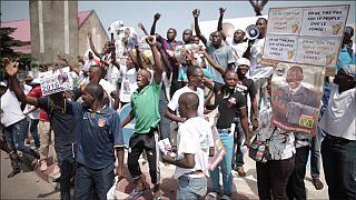 Congo : des supporters de Mokoko dans les rues de Brazzaville
