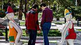 حال و هوای نوروز: از هنرهای محیطی تا گشت رایگان «ری» گردی برای تهرانیها