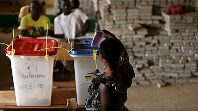 Africa's Super Sunday: 5 countries vote in crucial elections