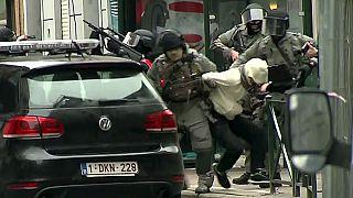"""Salah Abdeslam inculpé pour """"meurtres terroristes et participation aux activites d'un groupe terroriste"""""""