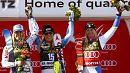 Shiffrin stuns, but Hansdotter takes slalom title in St. Moritz