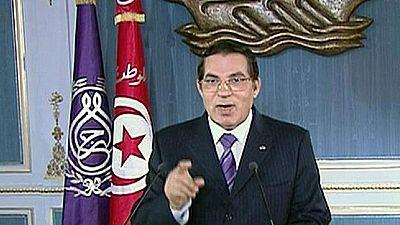 Tunisie: Ben Ali condamné par contumace à dix ans de prison (Parquet)