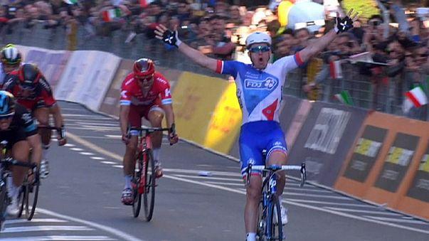 Milan-San Remo: 21 yıl sonra zirve Fransa'nın