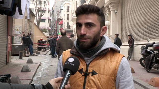 Теракт в Стамбуле: пять погибших