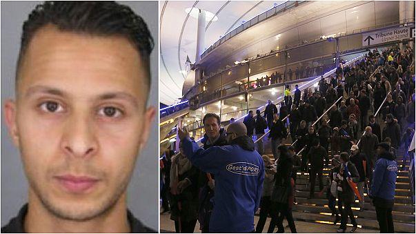 """صلاح عبد السلام """"كان ينوي تفجير نفسه خلال هجمات باريس لكنه غير رأيه """""""