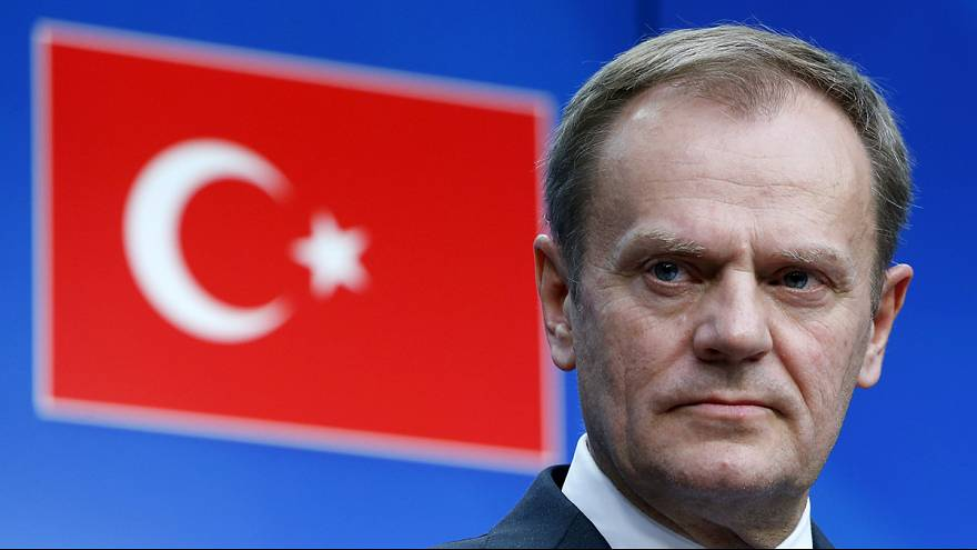 Entrée en vigueur de l'accord sur le renvoi de migrants de la Grèce vers la Turquie