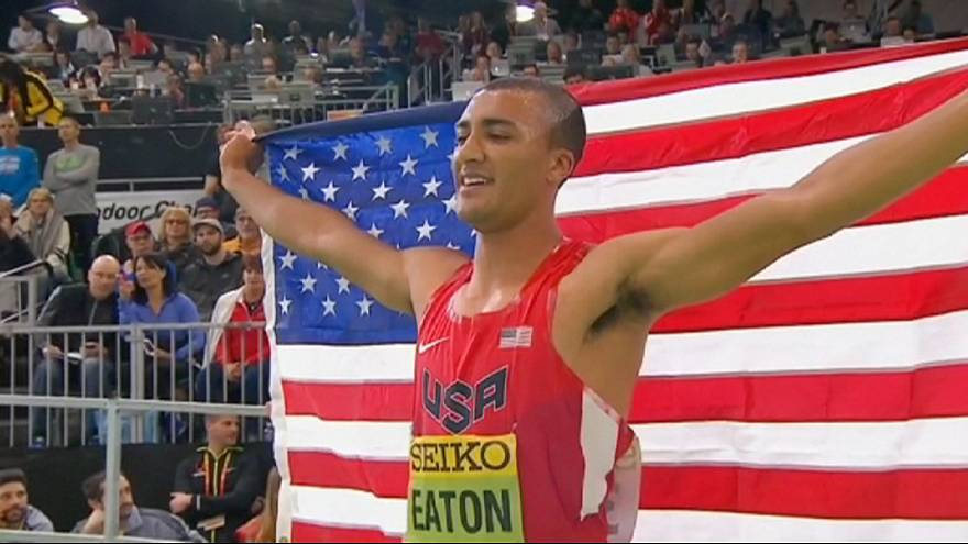 America continues to boss World Indoor Athletics championship