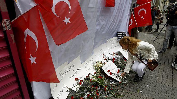 İstiklal bombacısı teröristin kimliği belirlendi