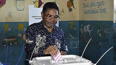 Tanzania's semi-autonomous Zanzibar vote in elections boycotted by the main opposition party