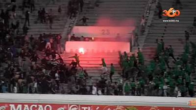 Affrontements mortels entre supporters du Raja Casablanca