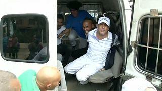 کوبا؛ بازداشت دهها تن از تظاهر کنندگان مخالف دولت ساعاتی پیش از ورود باراک اوباما