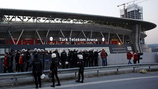 Geheimdienstwarnung: Istanbuler Fußballderby kurzfristig abgesagt