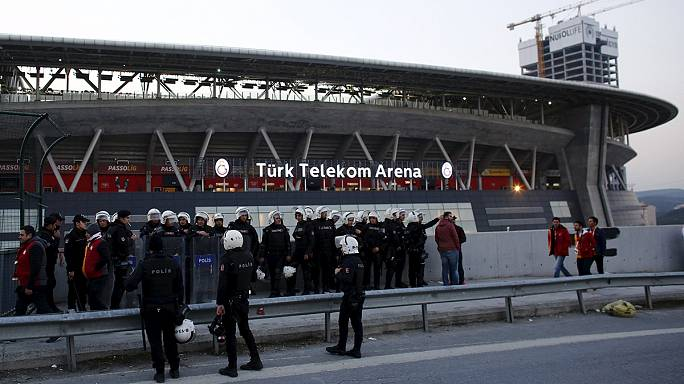 Turkey on high alert after Saturday's suicide bombing