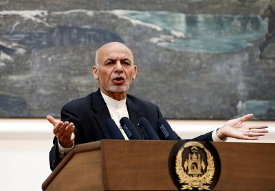 Afghan president calls for Eid cease-fire, Taliban to reply