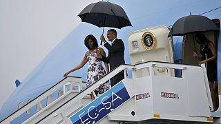 El señor Obama en Cuba