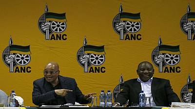 ANC expresses 'full confidence' in Zuma amid scandals