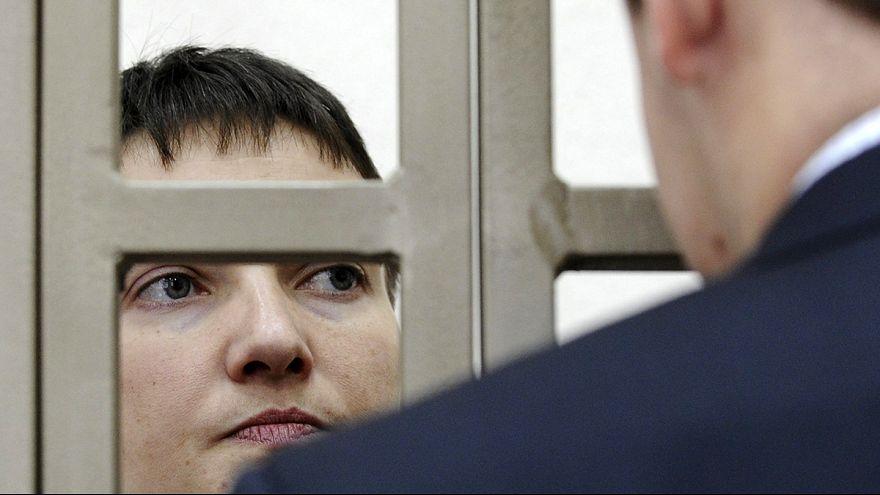 Confusion over Savchenko trial