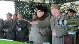 КНДР совершила третий за месяц запуск ракет