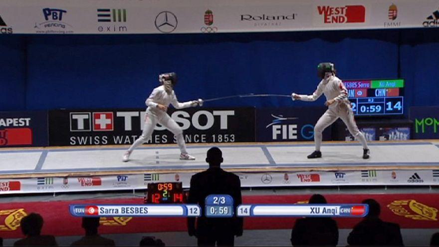 Fechten: Xu und Grumier gewinnen in Budapest