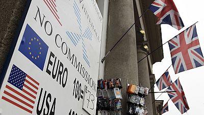 """Britische Industrie warnt mit Horrorzahlen vor """"Brexit"""""""
