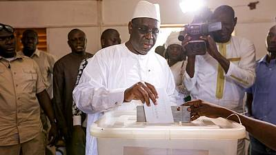 "Senegal referendum headed for a ""YES"" win"