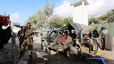 One dead as al Shabaab militants overrun Somalia military base