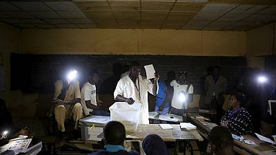 Vote counting underway in Niger's presidential runoff